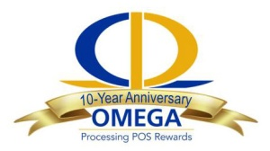 OMEGA Processing Solutions celebrates 10-year Anniversary - Logo