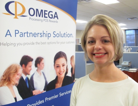 Ms. Daena Sprafka, Director of Merchant Accounts at http://www.omegap.com