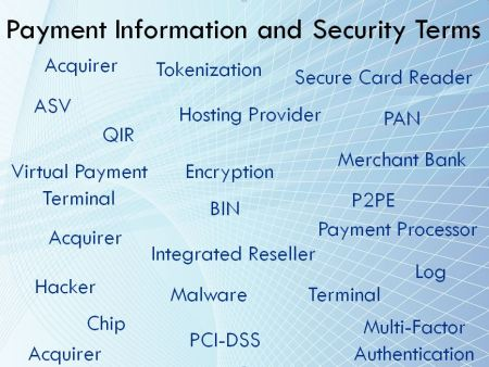 Glossary of payment and security terms