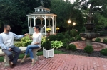 kirkwood inn new-gazebo-couple